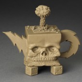 Everson Museum of Art Collection, purchase prize given by Robert and Dorothy Riester Fund, 27th Ceramic National Ceramic National, 1966
