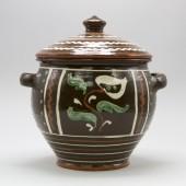 American Museum of Ceramic Art, AMOCA, 2004.2.214.ab, gift of American Ceramic Society