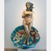 Alfred Ceramic Art Museum, gift of Caroline Hirsch, 1991