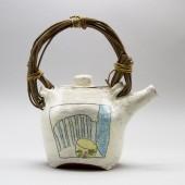 American Museum of Ceramic Art, AMOCA, 2004.2.70ab, gift of American Ceramic Society
