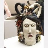 Courtesy Ceramic Sculpture Culture, Unifying the Narrative Figure, NCECA 2018.