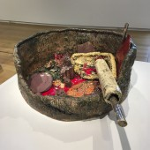 Courtesy Museum of Arts and Design, Gagosian Gallery, Sterling Ruby Studio